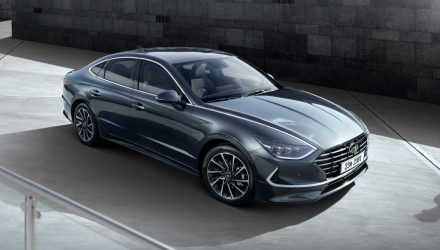 2020 Hyundai Sonata revealed, showcases all-new design language
