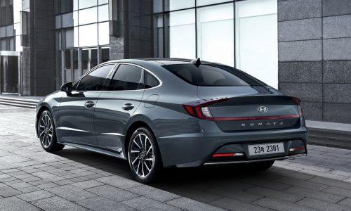 2020 Hyundai Sonata debuts G1.6, G2.5 Smartstream engines