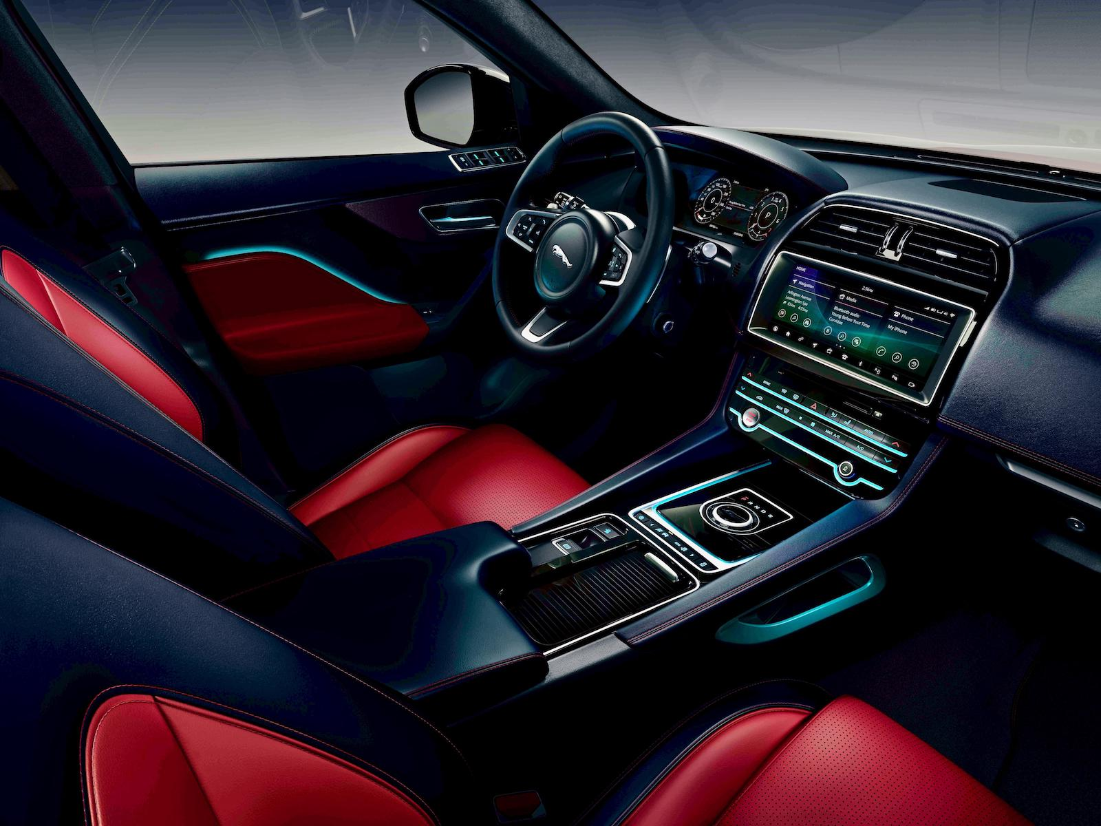 2020 Jaguar F-PACE 300 Sport, Chequered Flag editions announced - PerformanceDrive
