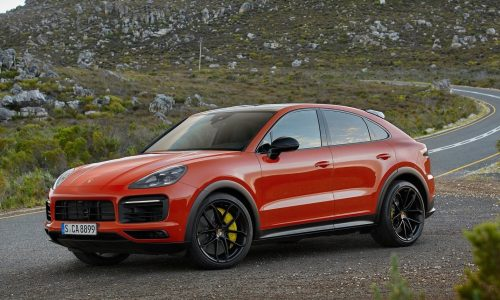 Porsche Cayenne Coupe revealed, now on sale in Australia