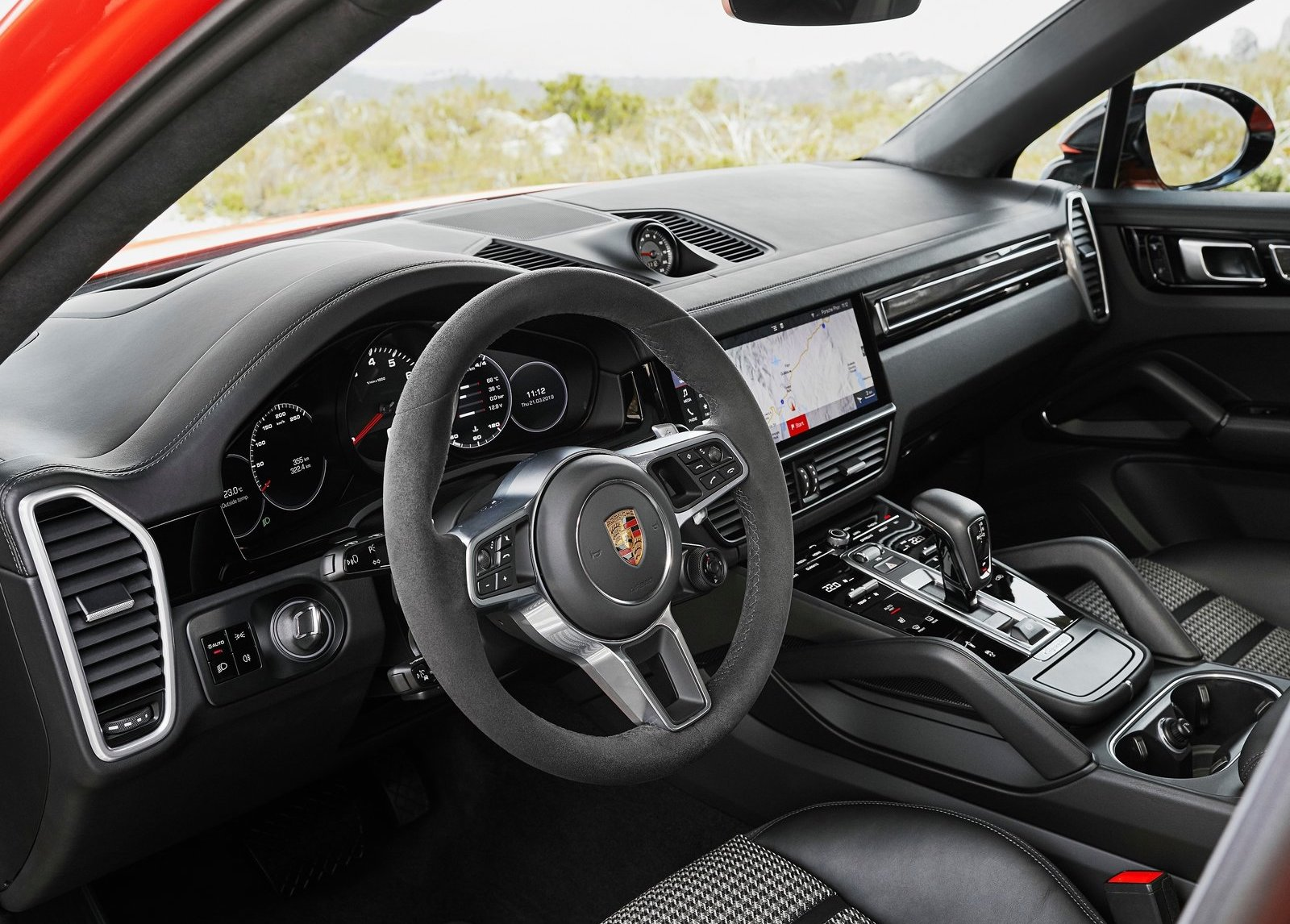 Porsche Cayenne Coupe Revealed Now On Sale In Australia Performancedrive