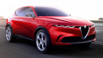 Alfa Romeo Tonale concept revealed, previews new SUV