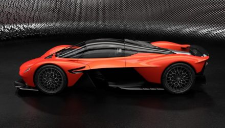 Aston Martin Valkyrie gets Rimac hybrid tech, 865kW combined