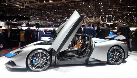 Top 10 craziest, most interesting supercars at 2019 Geneva Motor Show