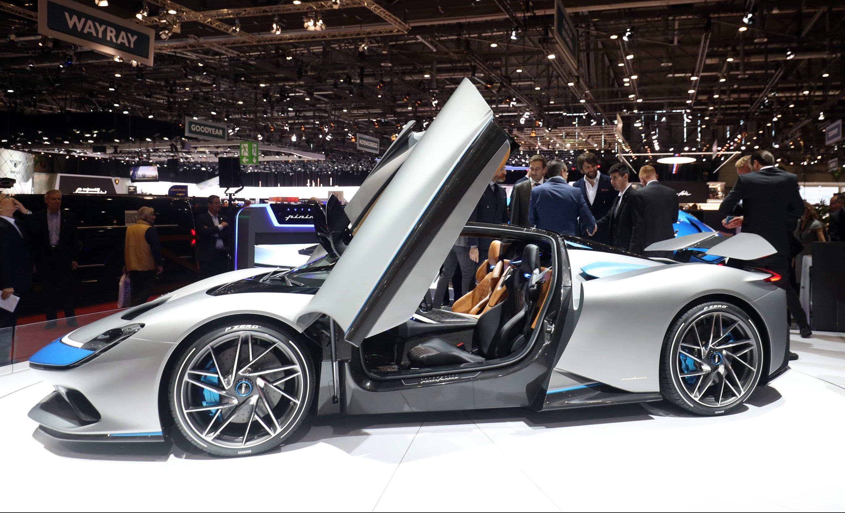 Top 10 craziest, most interesting supercars at 2019 Geneva Motor Show