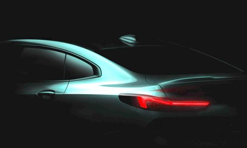 BMW 2 Series Gran Coupe confirmed, gets UKL2 FWD platform
