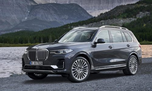 BMW X7 on sale in Australia in May, from $119,900