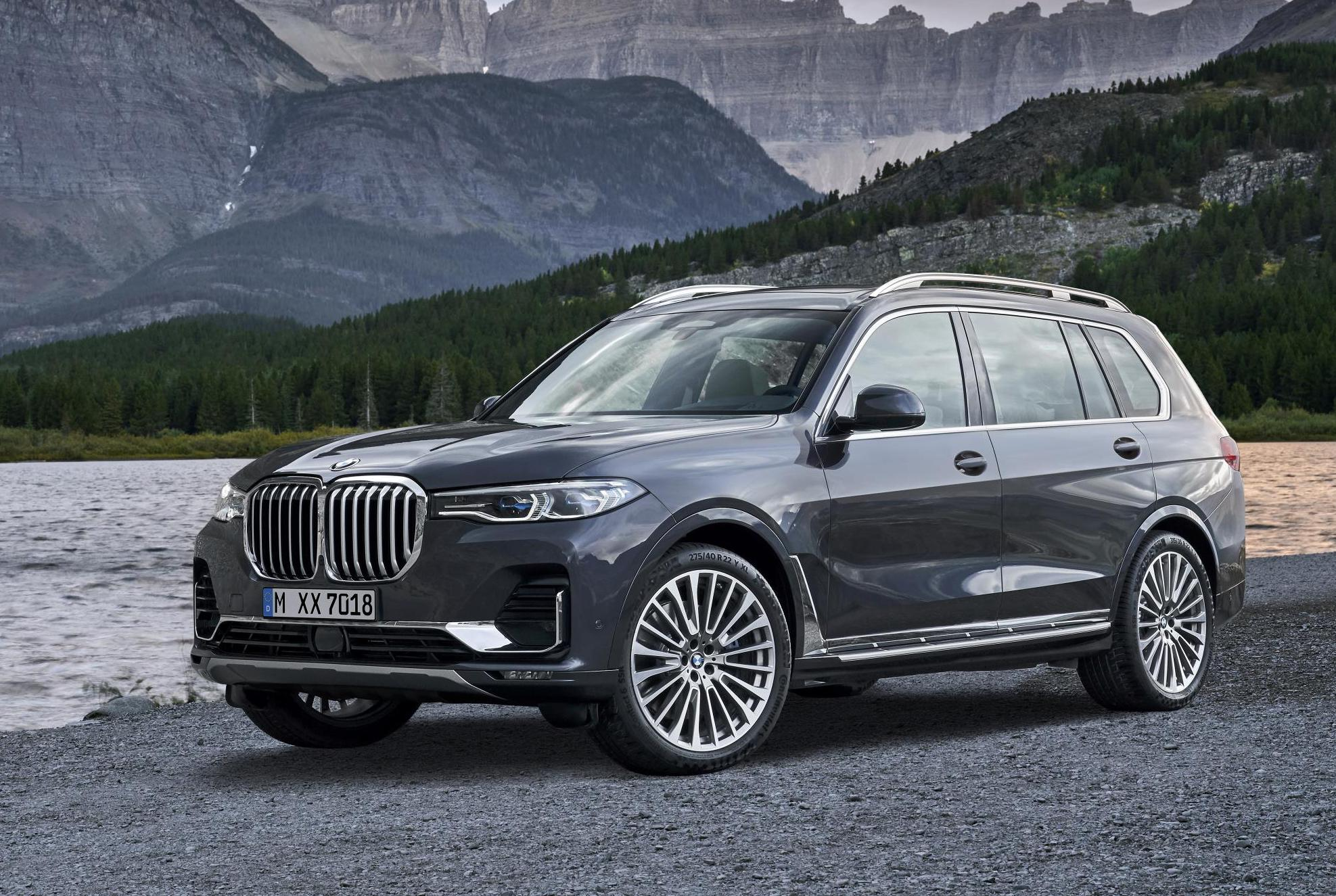 Bmw X7 On Sale In Australia In May From 119 900