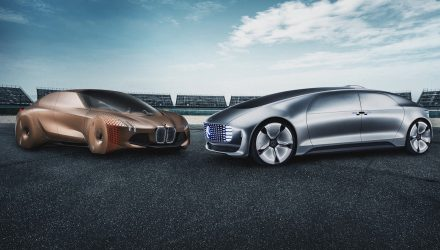BMW & Mercedes to co-develop autonomous platform