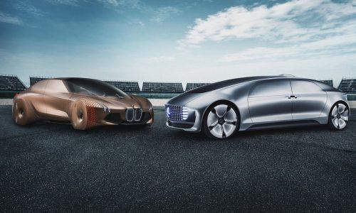 BMW & Mercedes to co-develop autonomous platform
