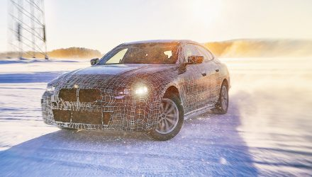 BMW i4 does 0-100km/h in 4 seconds, over 600km range