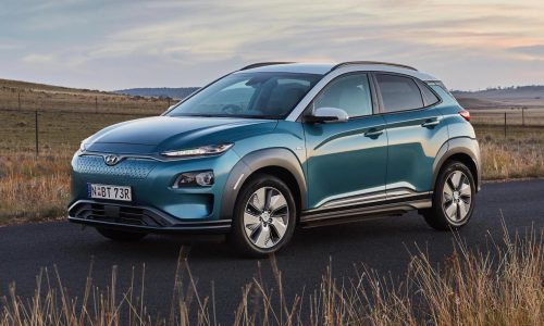 Hyundai Kona Electric now on sale in Australia