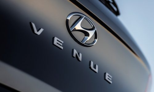 Hyundai Venue confirmed as new entry level SUV