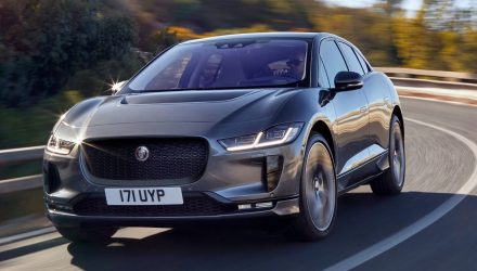 Jaguar J-PACE to debut new MLA platform, electric rear axle – report