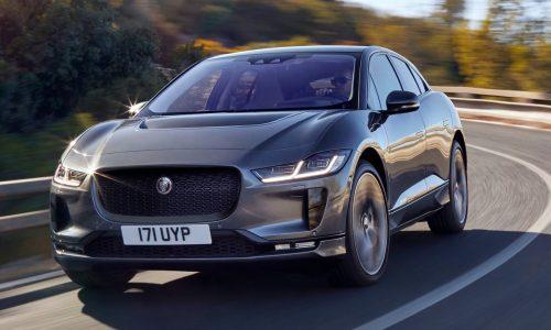 Jaguar J-PACE to debut new MLA platform, electric rear axle – report