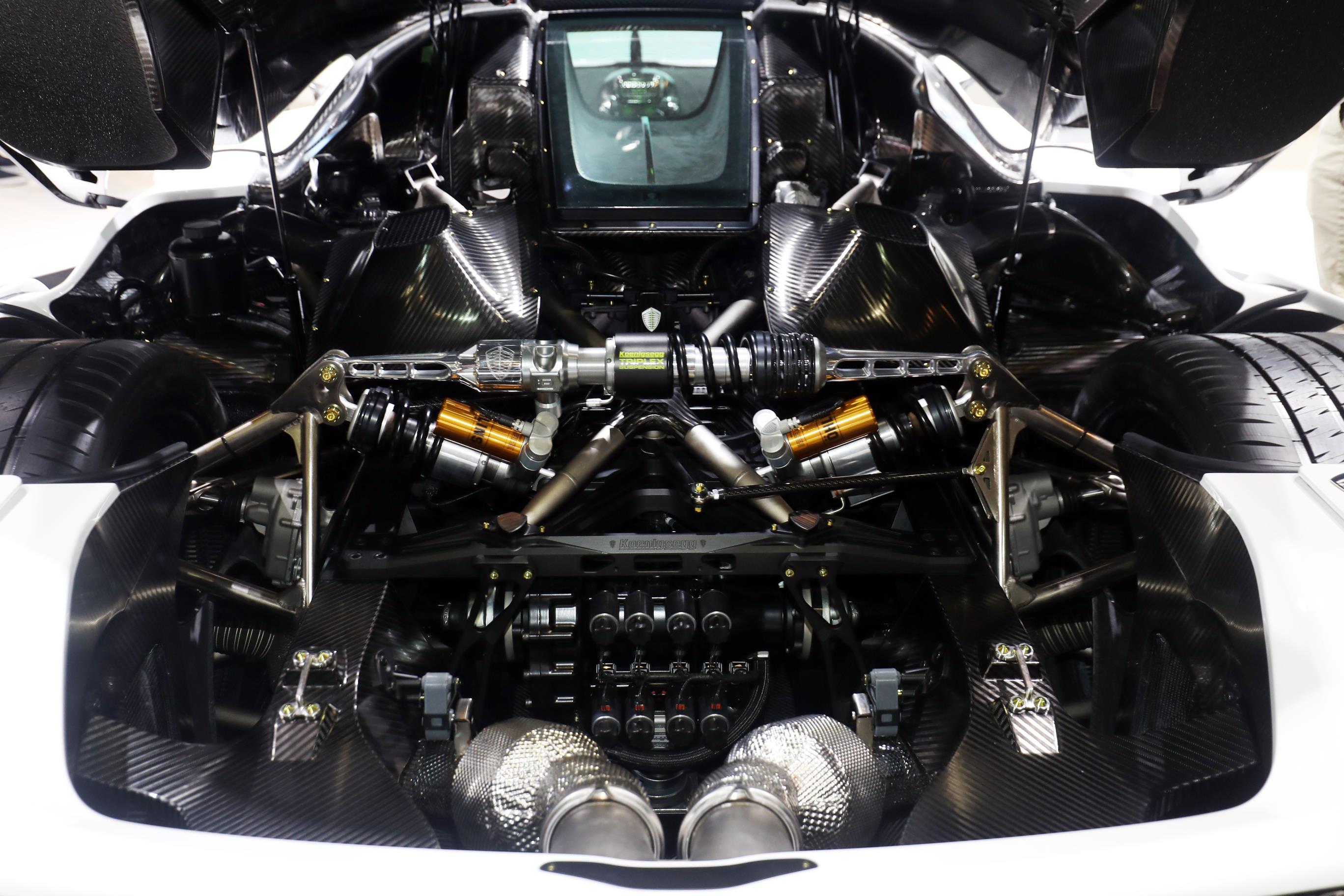 Koenigsegg Jesko Revealed World S Most Powerful Combustion Engine