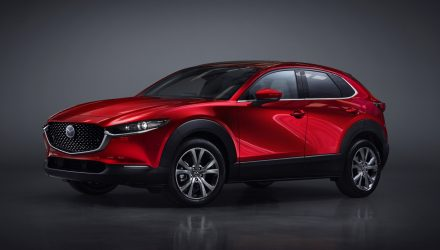 Mazda CX-30 announced, sits between CX-3 and CX-5