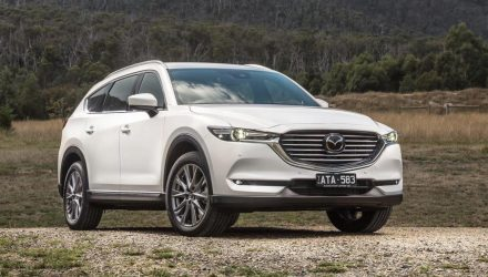 2019 Mazda CX-8 update now on sale in Australia