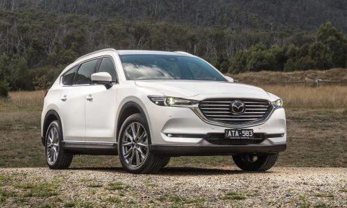 2019 Mazda CX-8 update now on sale in Australia