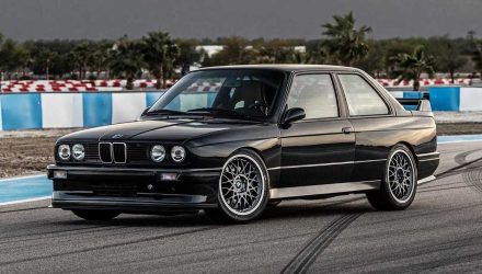 Redux announces awesome BMW E30 M3 restomod package
