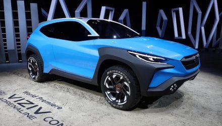Subaru VIZIV Adrenaline concept debuts at Geneva show