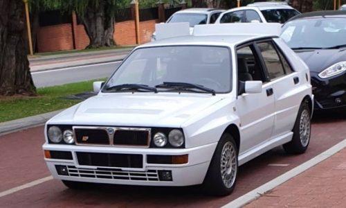 For Sale: Mint 1991 Lancia Delta Integrale Evo, in Australia