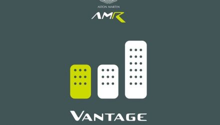 Aston Martin Vantage AMR coming with manual transmission