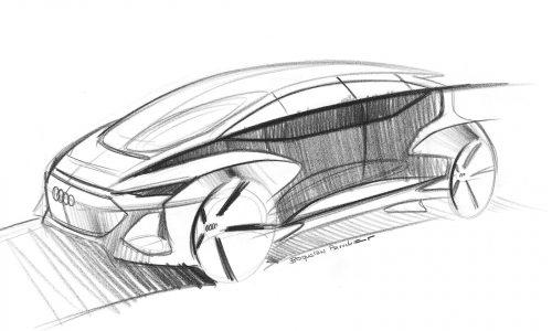 Audi AI:me concept previews futuristic autonomous city car