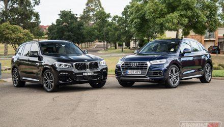 2019 Audi Q5 vs BMW X3: Mid-size SUV comparison