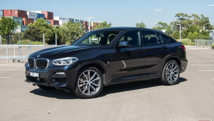 2019 BMW X4 xDrive30i M Sport review (video)