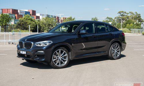 2019 BMW X4 xDrive30i M Sport review (video)