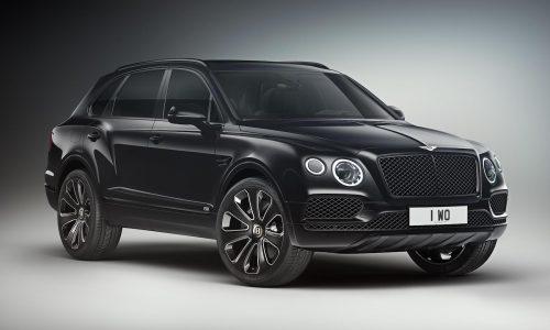 Bentley Bentayga V8 Design Series announced