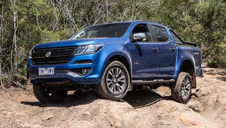 2019 Holden Colorado LTZ 4x4 review (video)