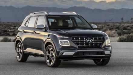 Hyundai Venue revealed, confirmed for Australia as entry SUV