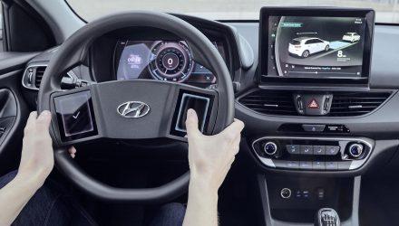 Hyundai reveals future interior concept, based on i30