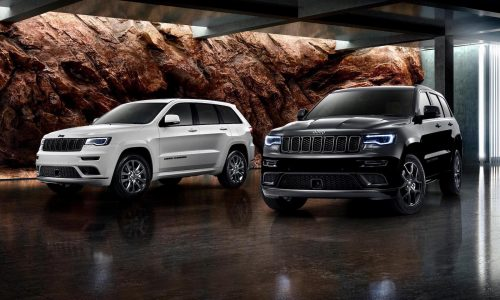 Jeep Grand Cherokee S-Limited, S-Overland special editions announced