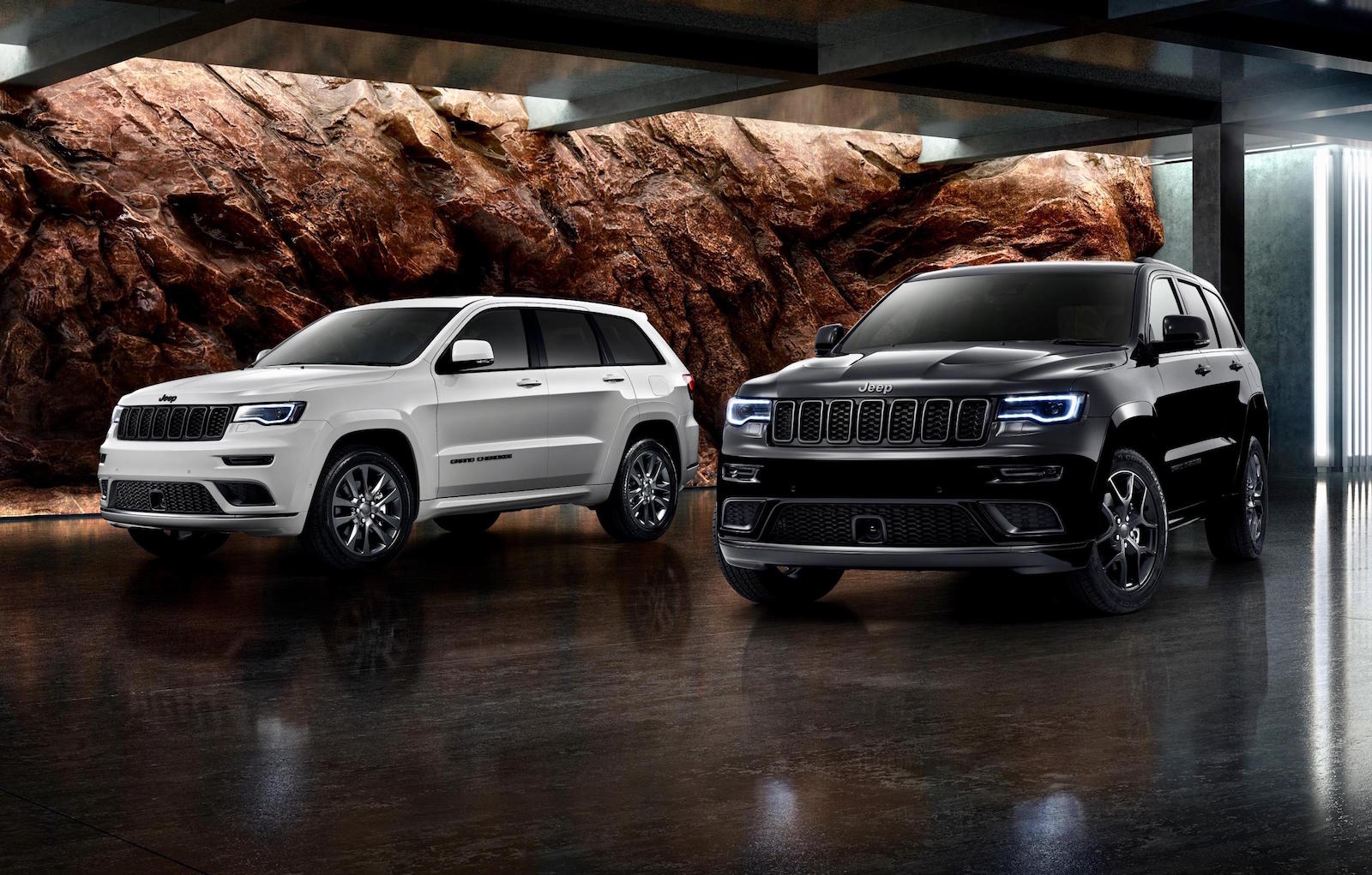 Jeep Grand Cherokee S Limited S Overland Special Editions Announced Performancedrive
