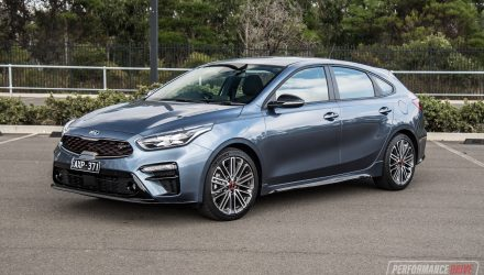 2019 Kia Cerato GT hatch review (video)