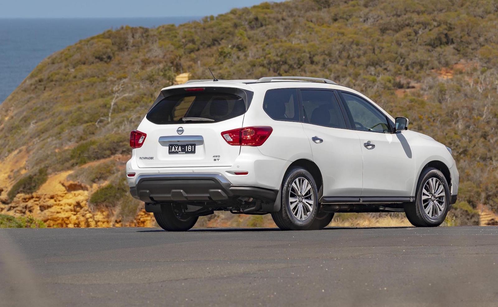 2019 Nissan Pathfinder update now on sale in Australia ...