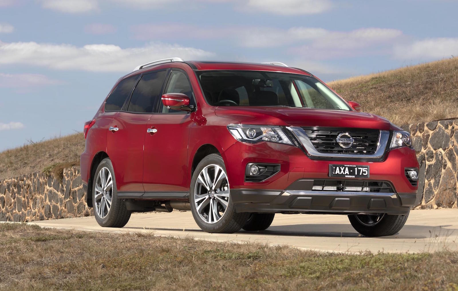 2019 Nissan Pathfinder update now on sale in Australia ...