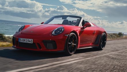 2019 Porsche 911 Speedster revealed, comes with GT3 engine