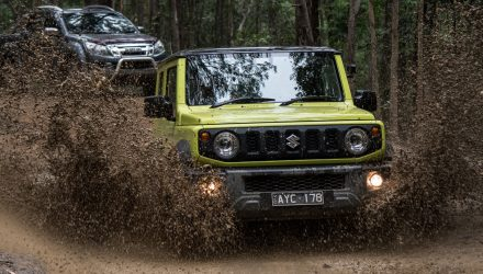 Video: 2019 Suzuki Jimny – Detailed review & hardcore 4×4 test (POV)