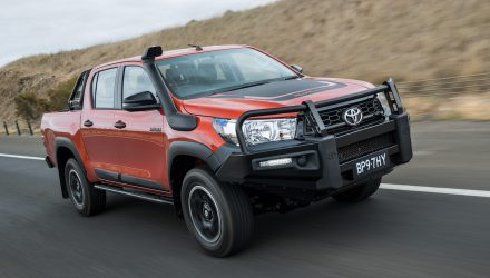Australian vehicle sales for March 2019 (VFACTS)