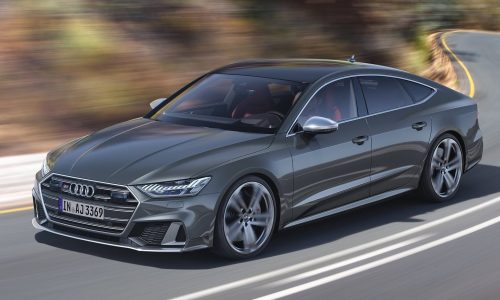 2020 Audi S6, S7 get TDI engine, slower than old model