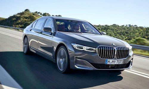 2019 BMW 7 Series LCI facelift on sale in Australia in June