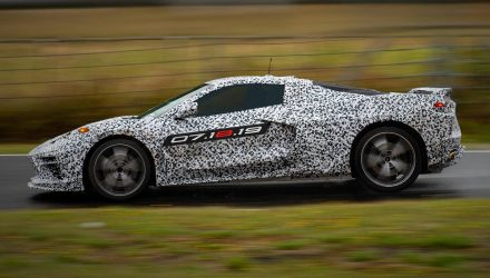 2020 Chevrolet Corvette C8 debuts July 18