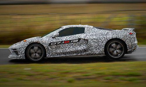 2020 Chevrolet Corvette C8 debuts July 18