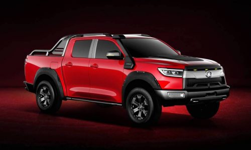 Great Wall debuts new 'adventure ute', electric version coming