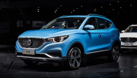 MG eZS fully electric SUV confirmed for Australia, arrives 2020