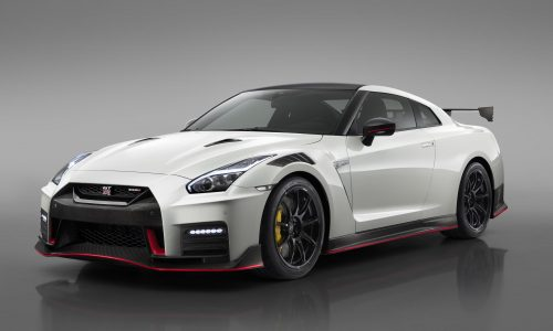 2020 Nissan GT-R Nismo unveiled